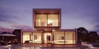 décoration intérieure, maison moderne, décoration multicolore