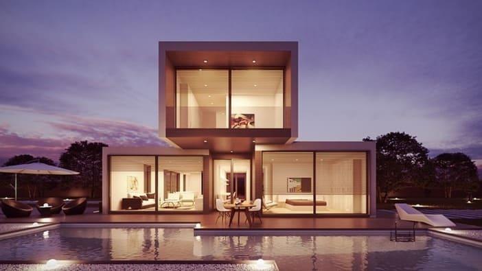 Idées de décoration du salon d\'intérieur pour une maison moderne ...