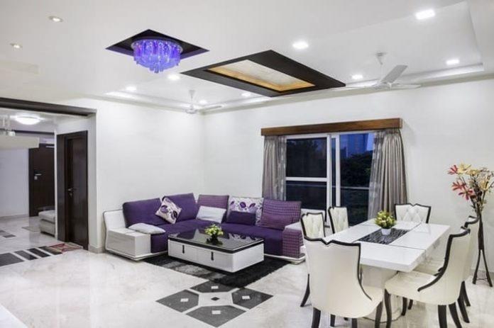 Décoration intérieure, décoration contemporaine, intérieur maison moderne