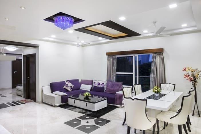 Intérieur maison moderne 2018/2019, Décoration intérieure Salon ...