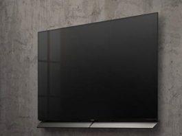 Décoration intérieure, tv oled 4k, Panasonic