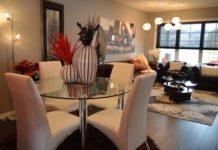 Déco intérieur, déco salle à manger, meubles de la salle à manger