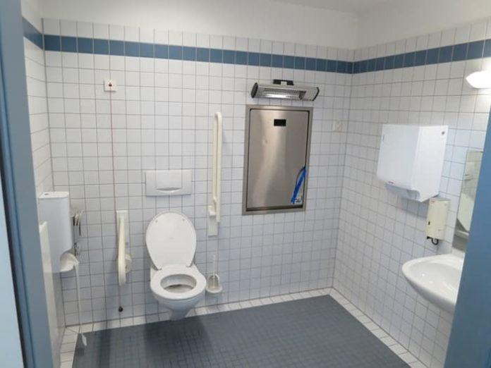Décoration intérieure, toilette, toilette suspendue