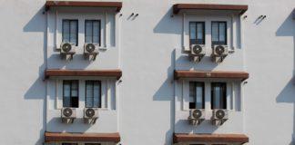 Système de climatisation dans un immeuble